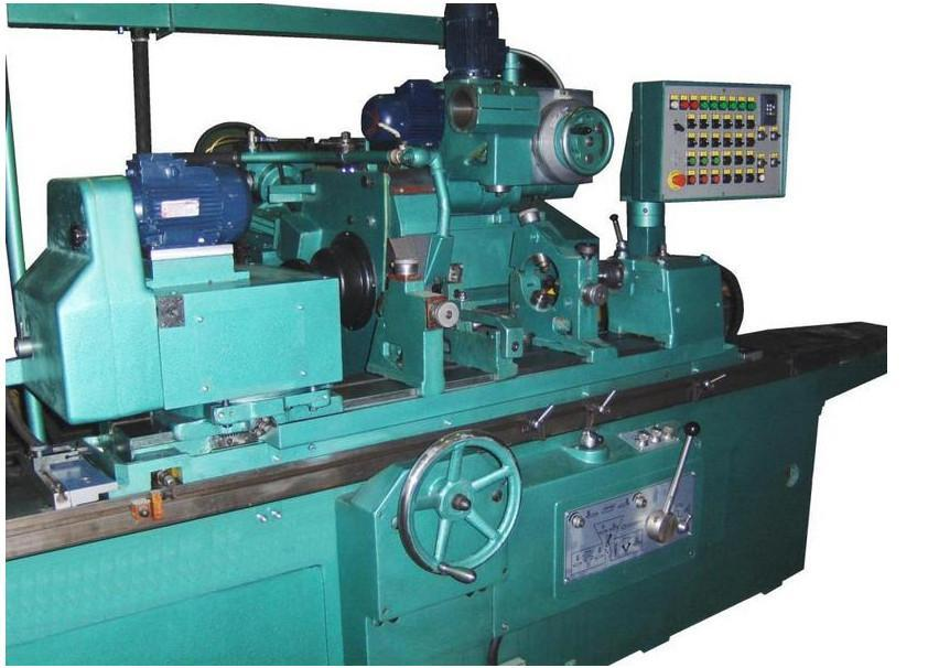 Cylindrical grinding semiautomated universal machines